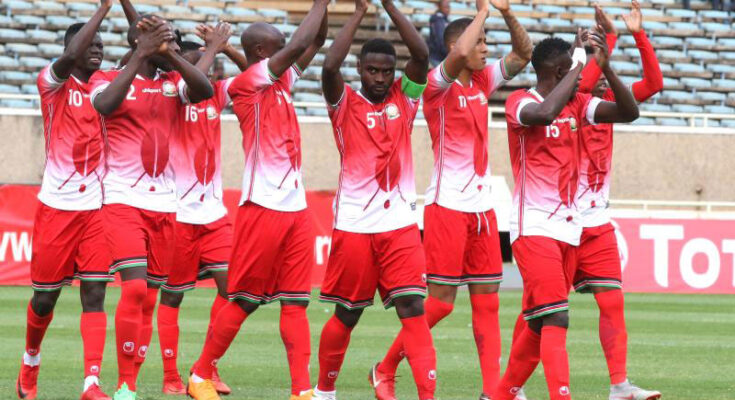 Harambee starts in crisis