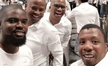 kenyan men conference